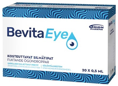 Bevita Eye REGULAR Tipat20kpl RGB