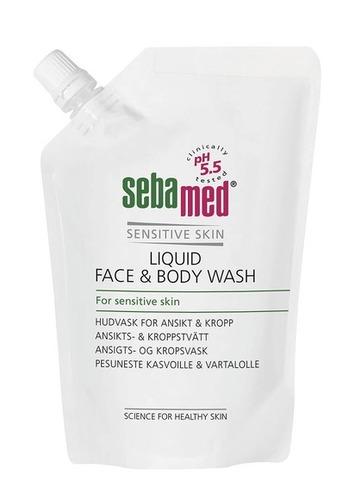 Sebamed Liquid F&B Wash Täyttöpussi 400ml