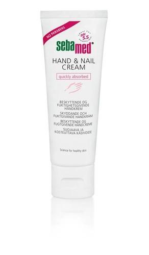 Moisturize Hand+Nail Cream 75 Ml