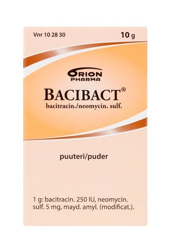 Bacibact 10g 1