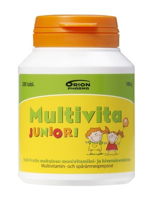 Multivita Juniori 200 Rgb