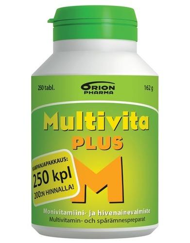 Multivita Plus 250 tabl