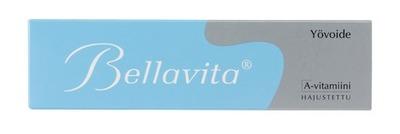 Bellavita yövoide hajustettu 75 g