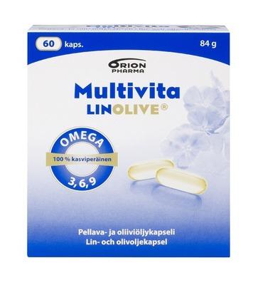Multivita Linolive Etu Rgb