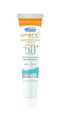 Sunpro Aurinkosuojavoide huulille SK50+