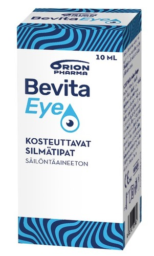 Bevita Eye tippa 10ml