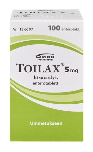 Toilax 5g 100 Enterotabl