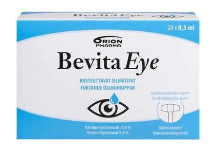 Bevita-eye 20x05 Pakkaus Etu HRweb
