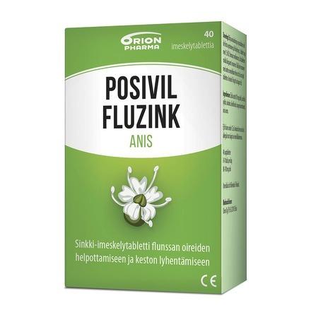 FluZink Anis Vasemmalle
