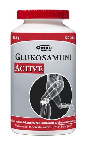 Glukosamiini Active Purkki