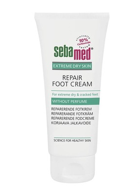 Sebamed Repair Foot Cream Carbamide 10%   RGB