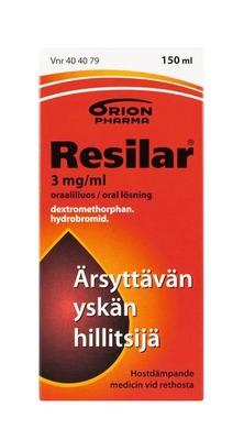 Resilar 3 mg/ml 150ml 3