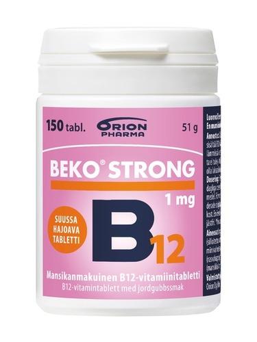 Beko Strong B12 OD 150tabl