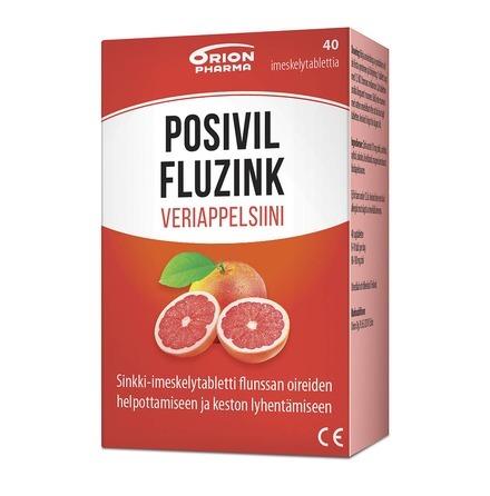 FluZink Veriappelsiini Vasemmalle