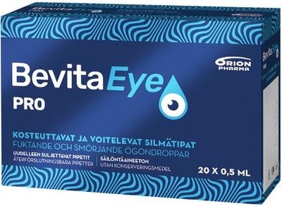 Bevita Eye PRO tipat 20kpl