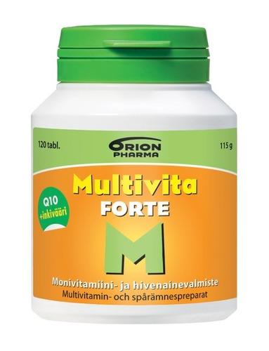 Multivita Forte 120 tabl