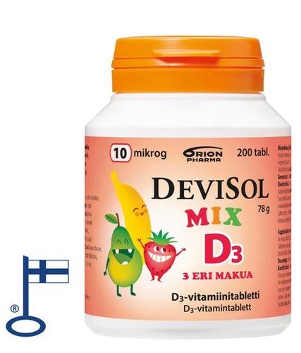 DevisolMix 10 200tabl RGB Flag