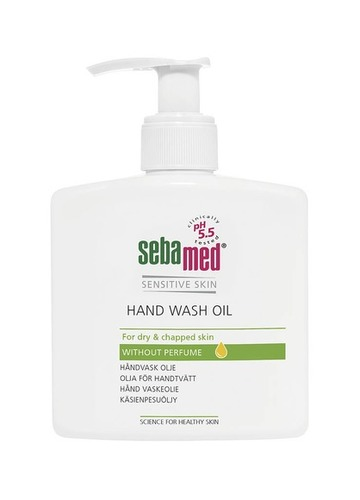 Sebamed Hand Wash Oil  RGB