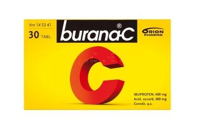 Burana C 400 mg 30