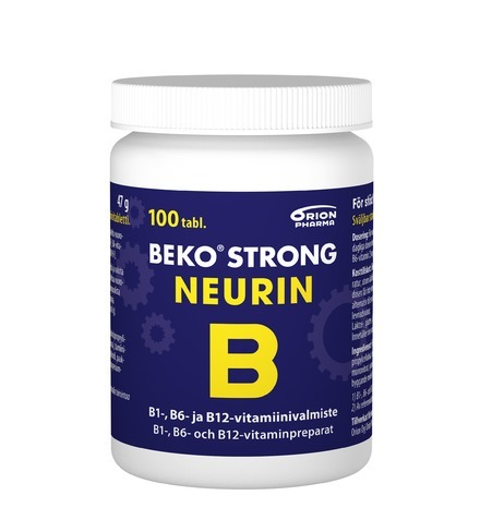 Beko Strong Neurin 100 tabl