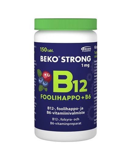 BekoStrong B12FooliB6 Chew 150tbl Rgb