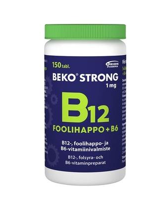 BekoStrong B12FooliB6 150tbl Rgb