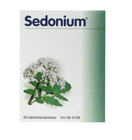 Sedonium 50 Tablettia