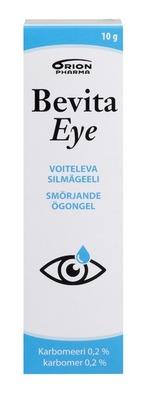 Bevita-eye Geeli 10g Pakkaus Etu HRweb