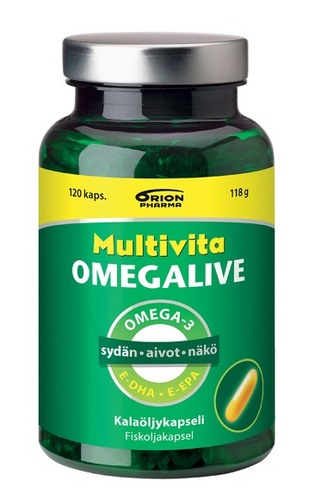 Multivita Omegalive
